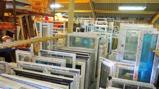 A and D Reclaim Clacton Reclaim Yard Construction Materials Reclaimed Items Clacton