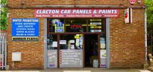 Clacton Paints And Panels Vehicle Spray Paint Clacton Body Repair Equipment Colour Match Paint