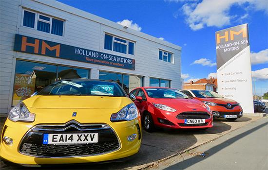 Holland-On-Sea-Motors-In-Clacton